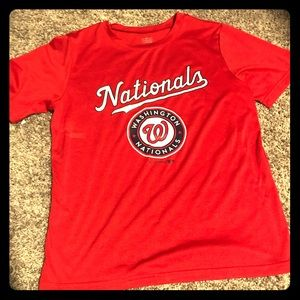 Tops - Washington Nationals T-Shirt